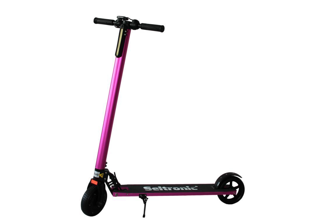 350w elektro scooter roller e scooter alu elektroroller. Black Bedroom Furniture Sets. Home Design Ideas