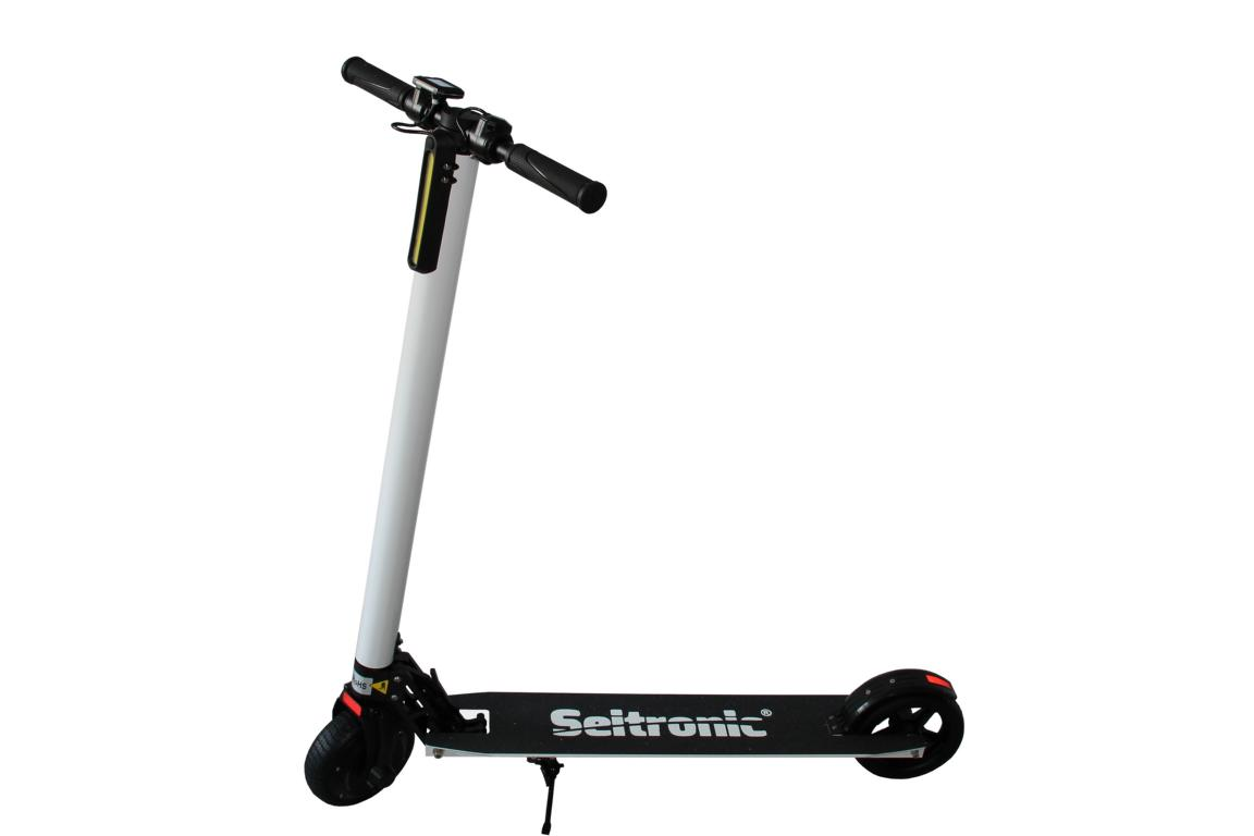 elektro scooter roller e scooter alu elektroroller 5 2ah. Black Bedroom Furniture Sets. Home Design Ideas