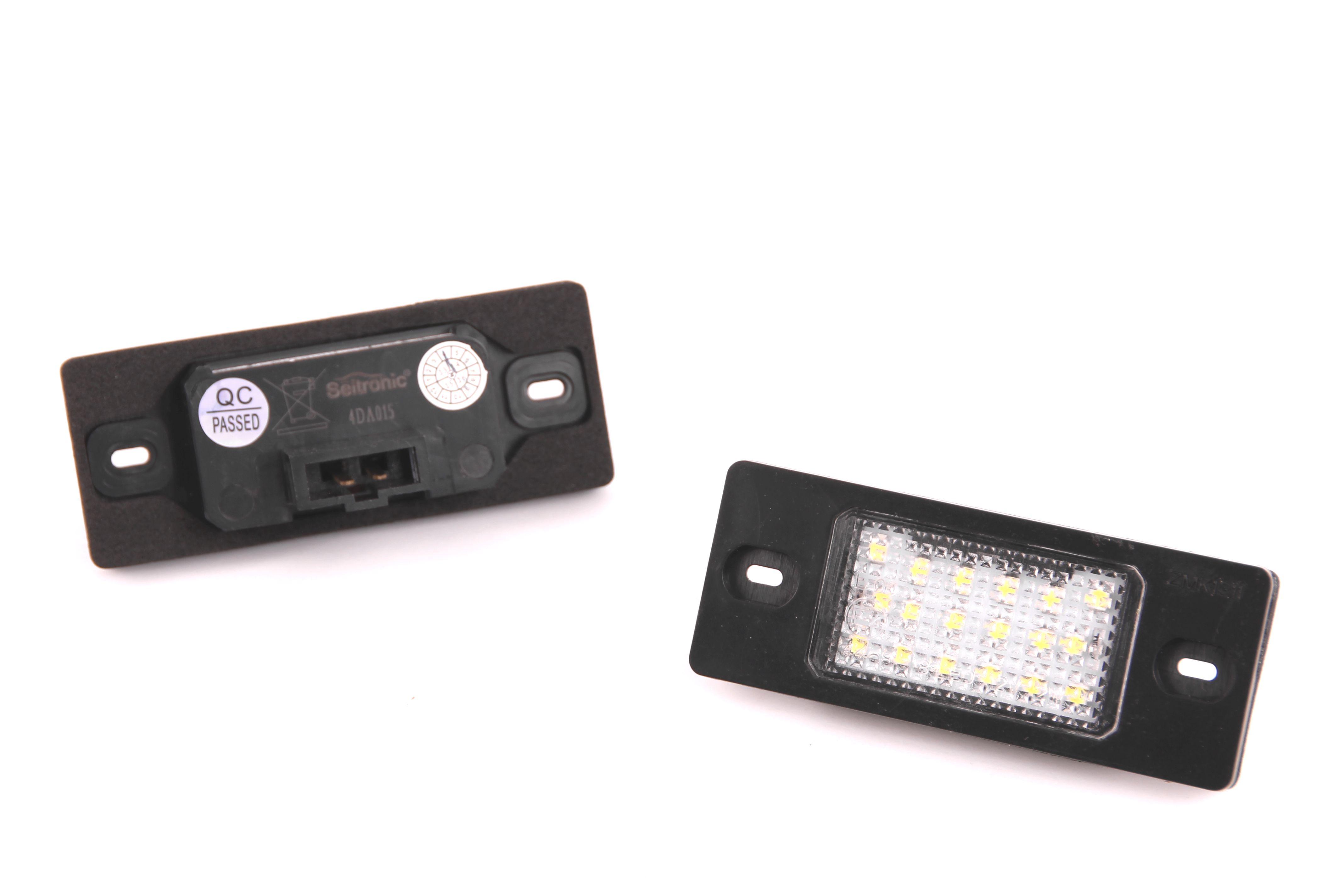 seitronic led kennzeichenbeleuchtung vw golf 5 variant bj. Black Bedroom Furniture Sets. Home Design Ideas