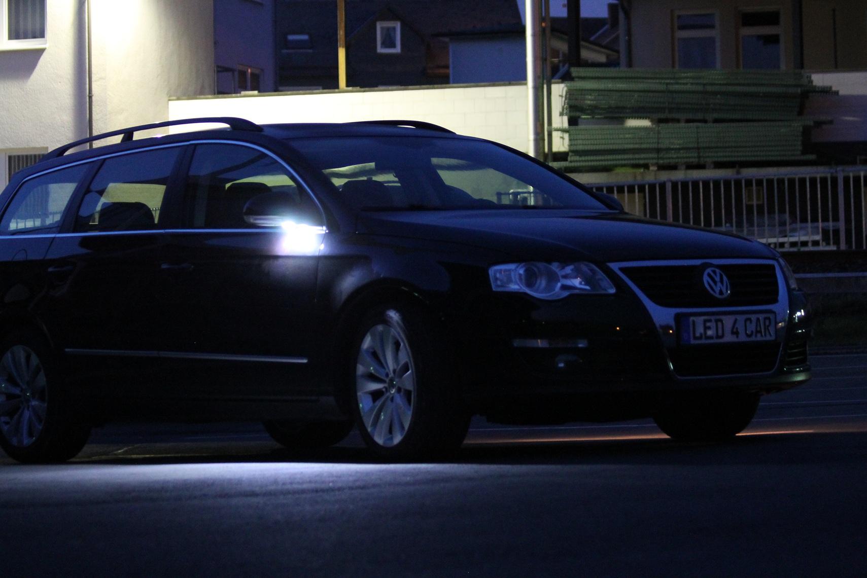 VW,Passat,Jetta,EOS,CC Blinkleuchte Außenspiegel links Original Umfeldleuchte