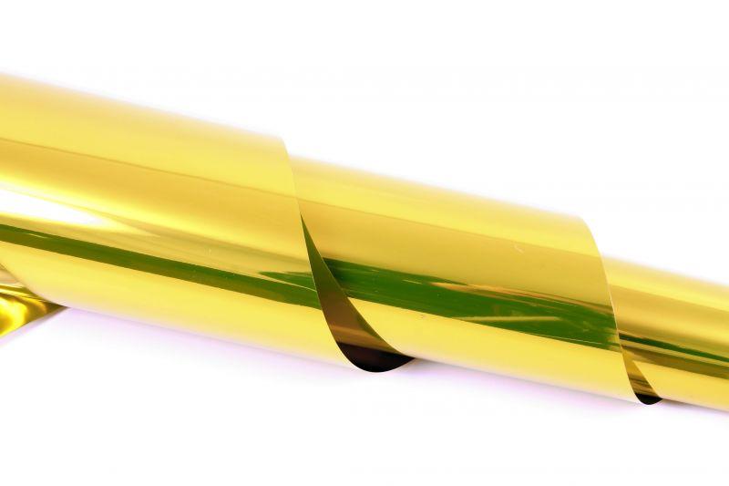 chrom gold folie zur verklebung car wrapping gold. Black Bedroom Furniture Sets. Home Design Ideas